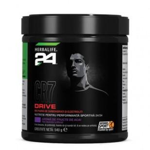 CR7 Drive bautura carbohidrati - electroliti - Herbalife 24