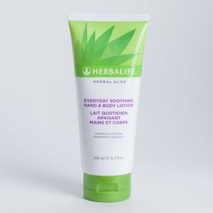 Herbal Aloe - Lotiune pentru maini si corp - Hebalife
