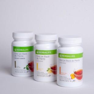 Ceai pe baza de plante - Herbal Concentrate 50g - Inlocuitor Cafea