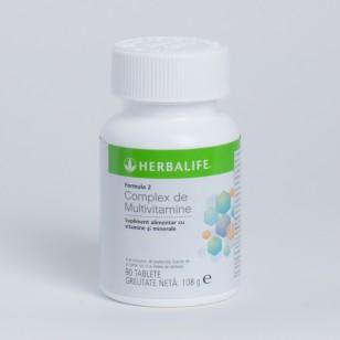 Formula 2 - Complex de multivitamine - Herbalife